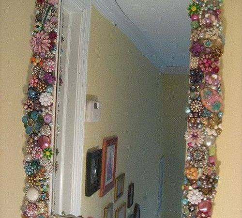 Best Diy Mirror Decorating Ideas Craft Projects