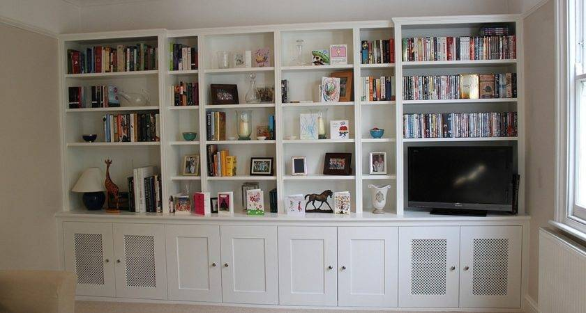 Best Fitted Bookcase