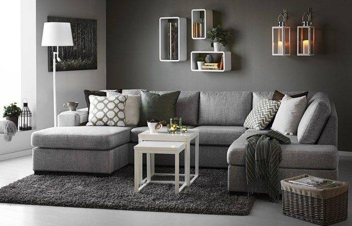 Stunning How To Decorate A Gray Living Room 20 Photos Little Big Adventure