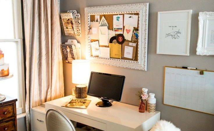 Best Ideas Small Bedroom Office Spare Also