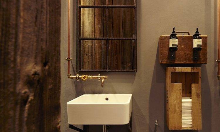 Best Industrial Style Bathrooms Warehouse Home