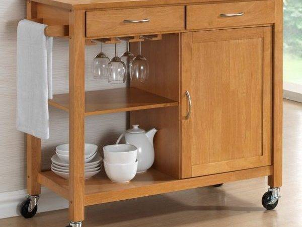 Best Kitchen Trolley Carts Benefits Having