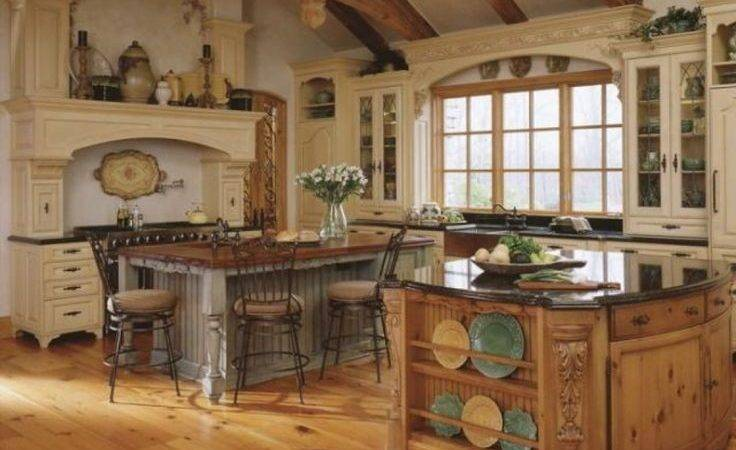 Best Old Country Kitchens Ideas Pinterest