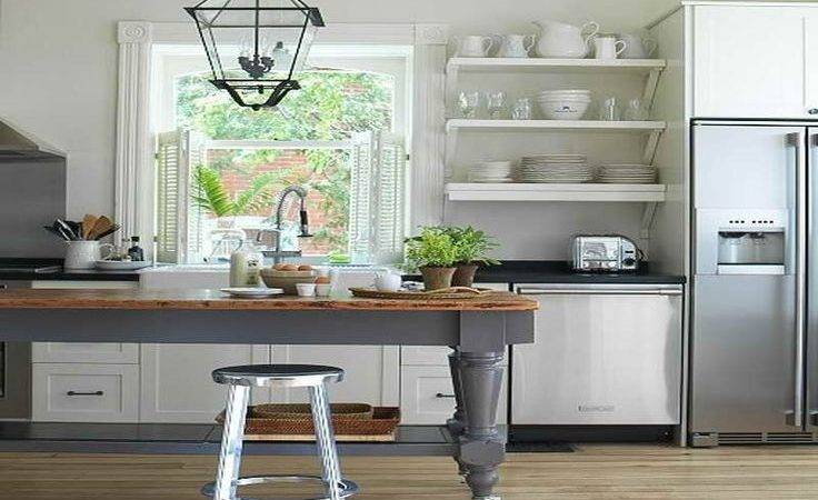 Best Open Shelving Kitchen Ideas Pinterest