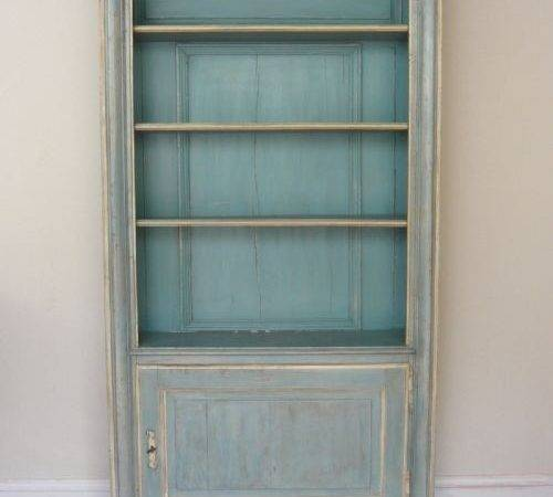 Best Painted Bookcases Ideas Pinterest Painting