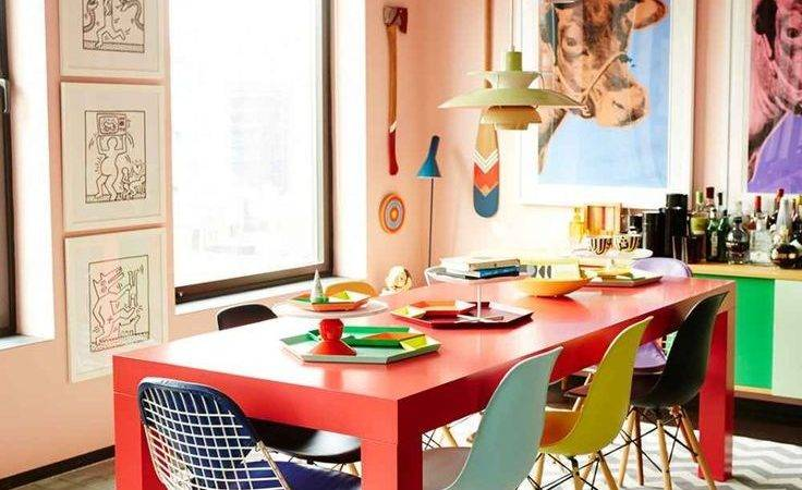 Best Pink Dining Rooms Ideas Also Colorful