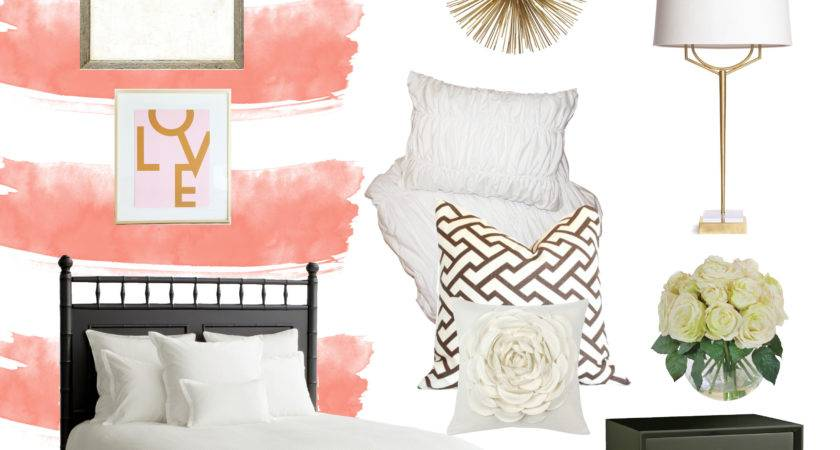 Best Pink Gold Bedroom Photos Rugoingmyway