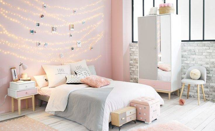 Best Pink Grey Bedrooms Ideas Pinterest
