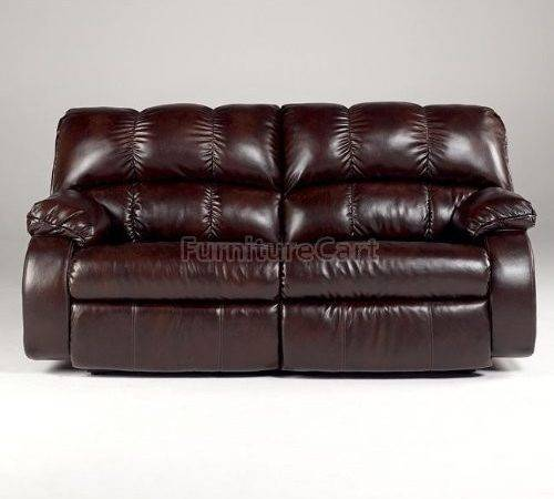 Best Red Brown Contemporary Living Room Reclining Sofa