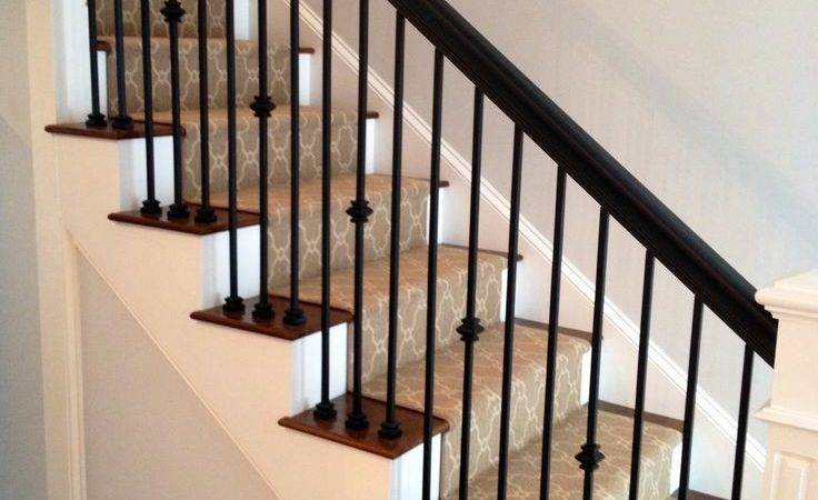 Best Wood Handrail Ideas Pinterest Stairs