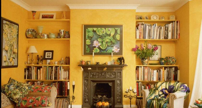 Best Yellow Paint Colors Living Room Home Combo