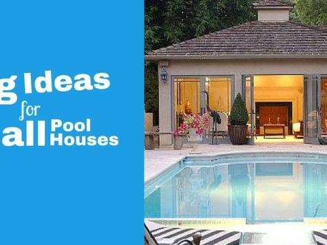 Big Ideas Small Pool Houses Pricer