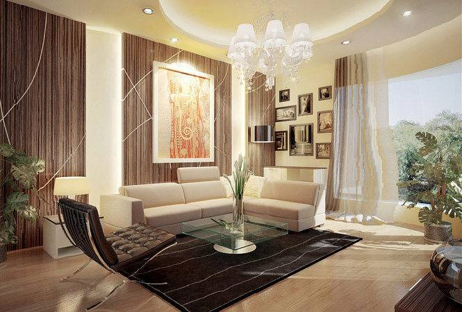 Black Brown Lounge Dream Home Interiors Open Design
