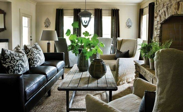 Black Leather Sofas Pinterest White Cream