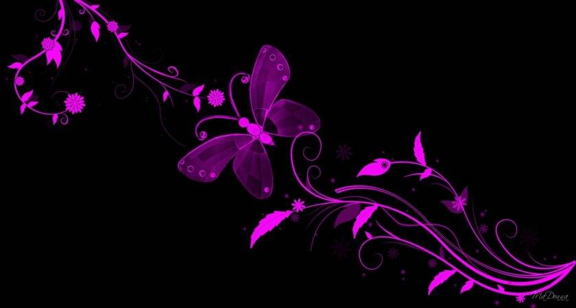 Black Purple