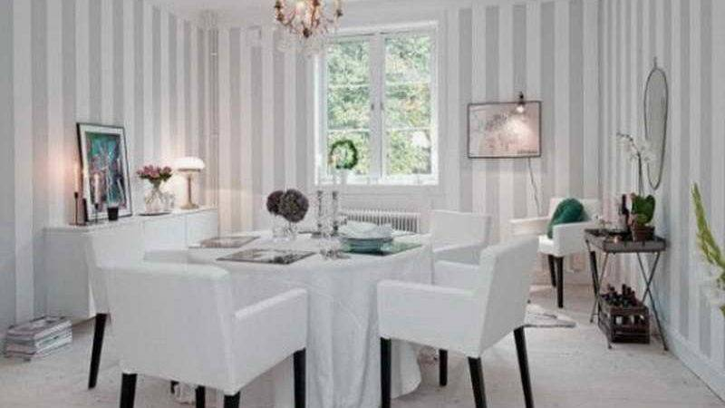 Bloombety Contemporary Dining Room Design