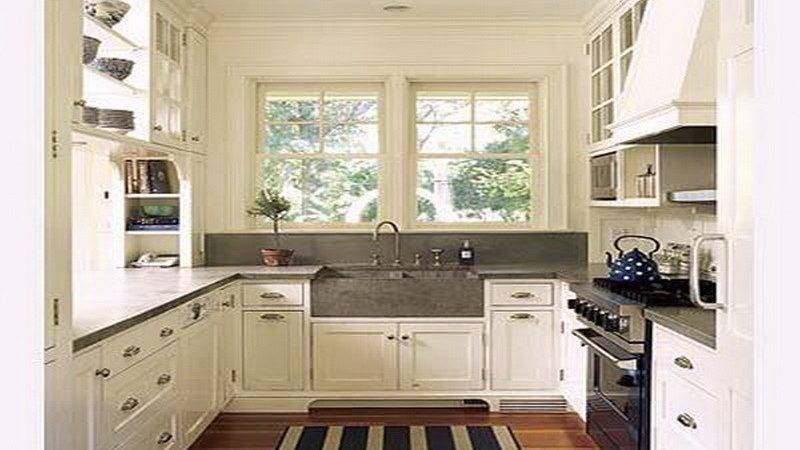 Bloombety Efficient Kitchen Design Ideas Small