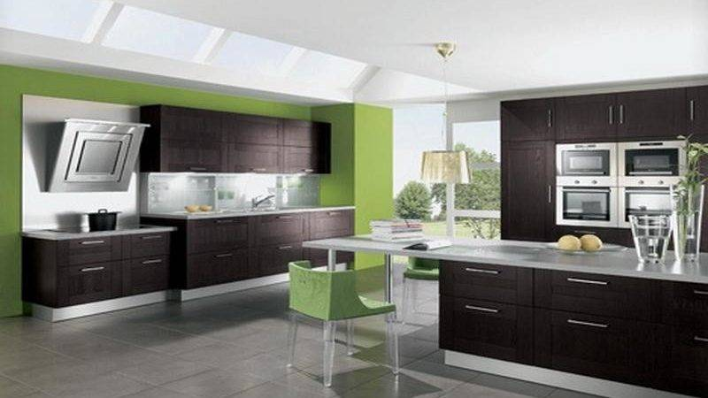 Bloombety New Green Kitchen Decorating Ideas
