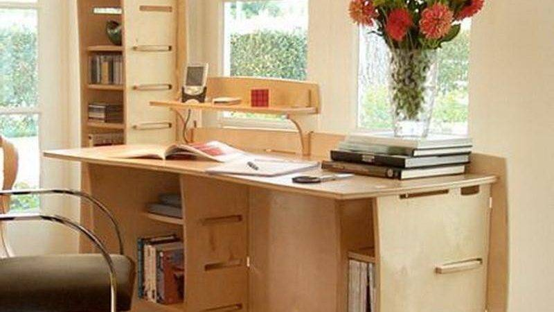 Bloombety Small Home Office Space Decorating Best