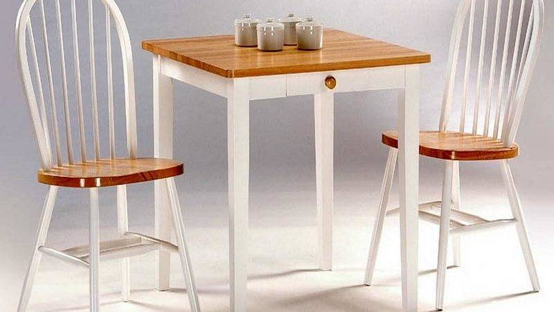 Bloombety Small Kitchen Table Chairs Concept