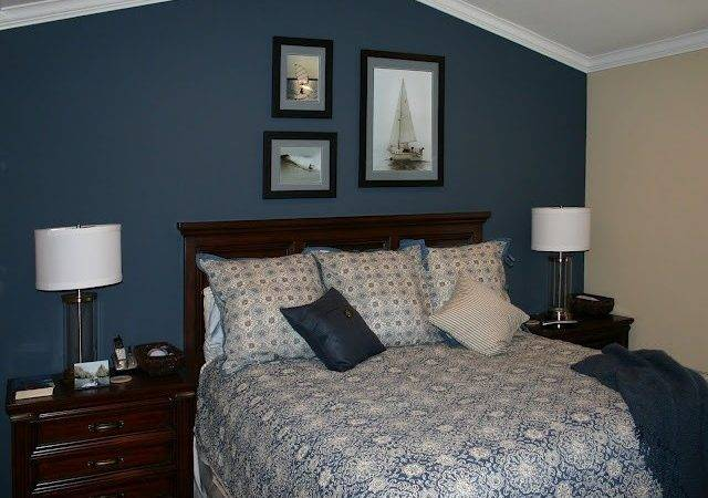Blue Accent Wall Decor Ideas Accents Best