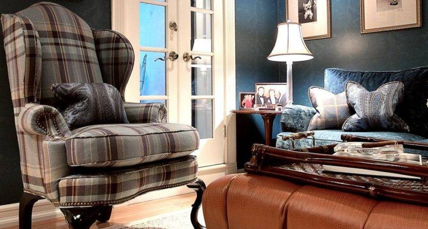 Blue Brown Living Room Designs Decorating Ideas Design