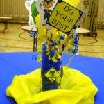 Blue Gold Banquet Centerpiece Ideas Cub Scout Amp