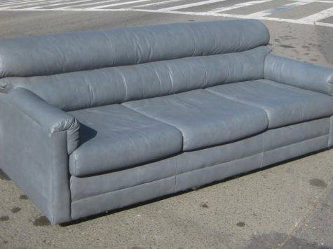 Blue Gray Sofa Carehouse Info