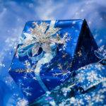Blue Wrapped Gifts Photos