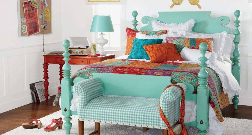 Bohemian Bedroom Furniture House Style Plans
