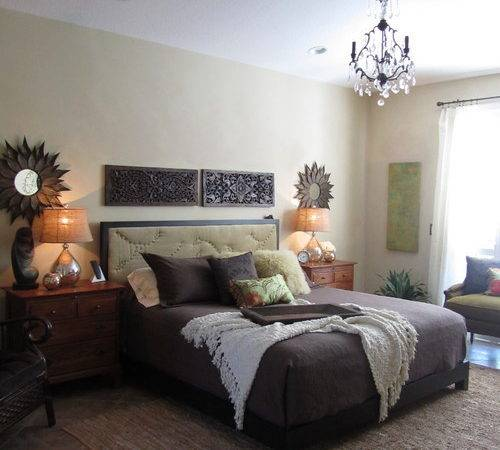 Bohemian Bedrooms Filled Exotic Decor Plenty
