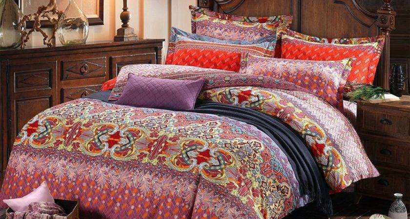 Boho Chic Bedding Sets Bohemian Style Comfy