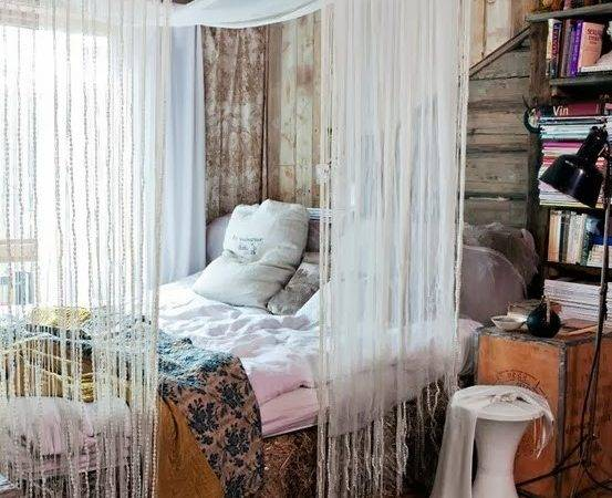 Boho Chic Style Country Bedroom Ideas