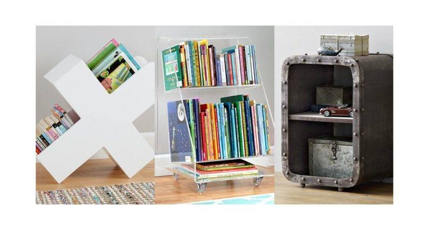 Book Storage Kids Small Spaces Popsugar Moms