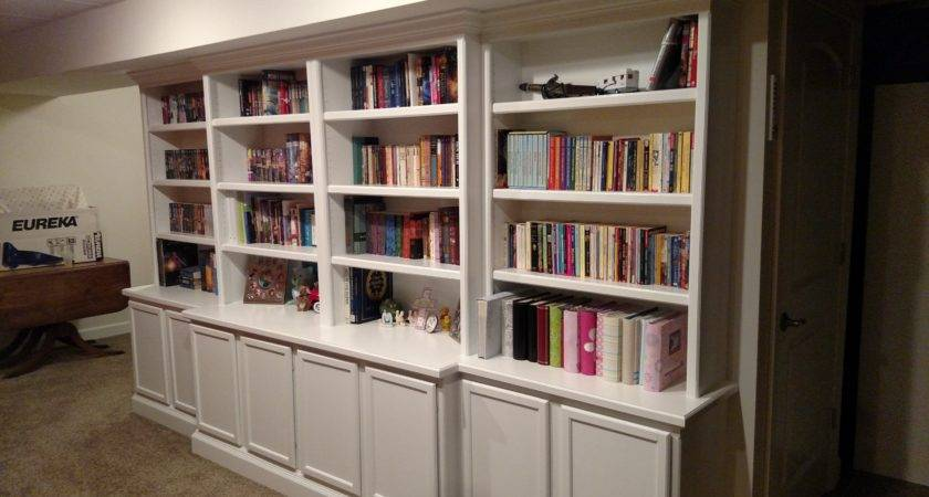 Bookcase Carpentry Cabinet Contractor Madrid Des Moines