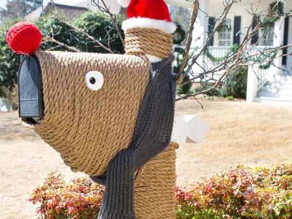 Breathtaking Outdoor Christmas Decorations Some