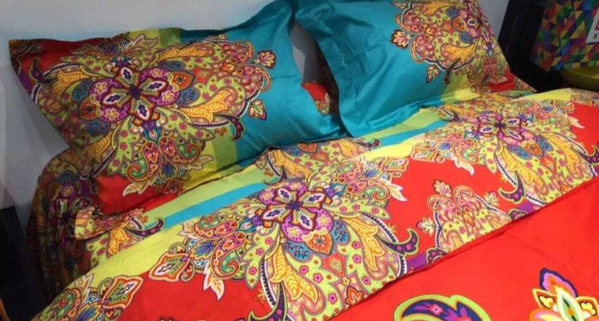 Bright Colored Comforter Sets Pin Pinterest