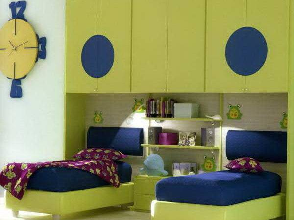 Bright Colorful Design Inspiration Kids