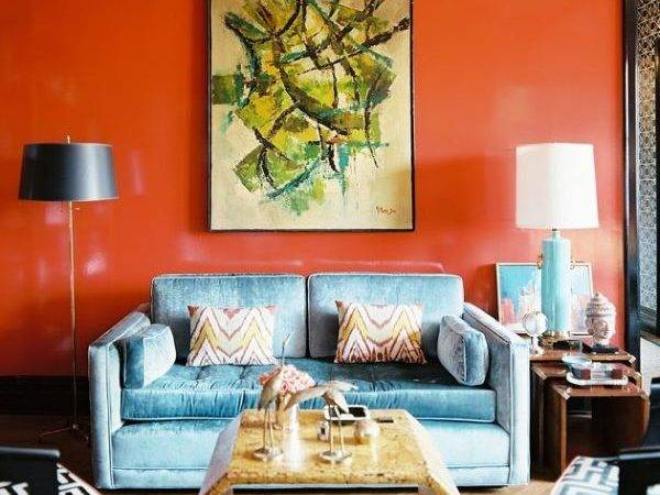 Bright Living Room Paint Colors Easy Home Decorating Ideas
