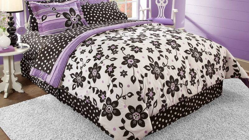 Bright Purple Bed Sheets Bedding Sets Collections