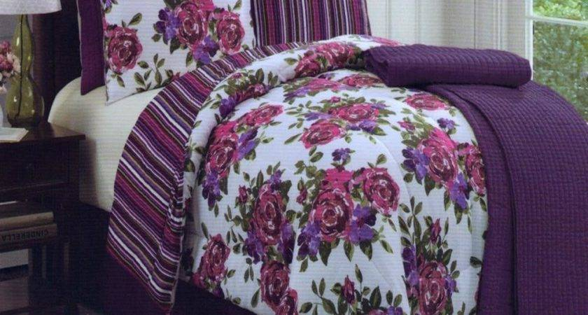 Bright Story Reversible Piece King Comforter Quilt Bed