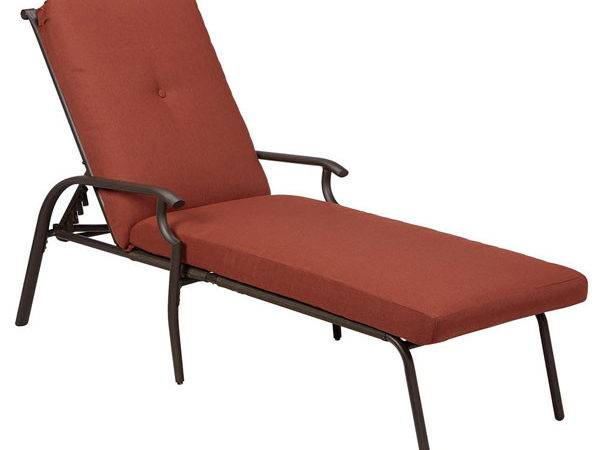 Brookston Lounge Chair Terracotta