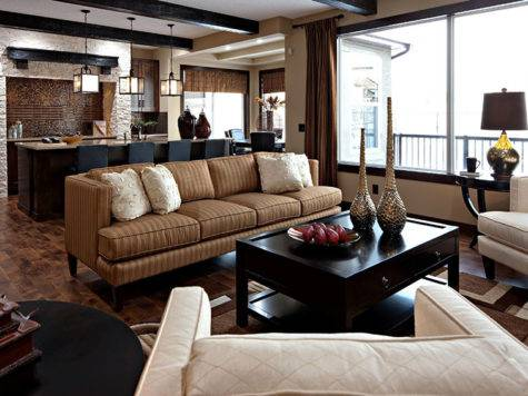 Brown Beige Living Room Design Deniz Homedeniz Home