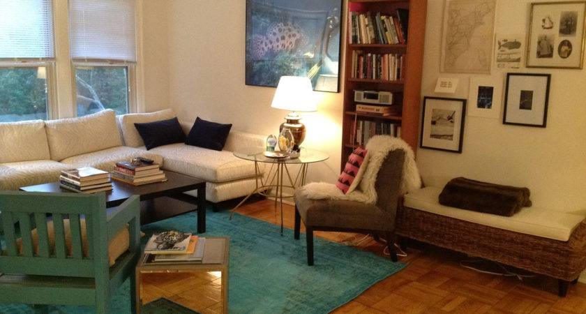 Brown Turquoise Rug Living Room