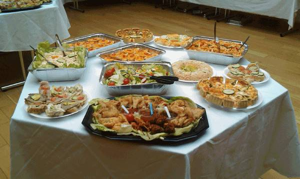 Buffet Finger Food Ideas Any Event