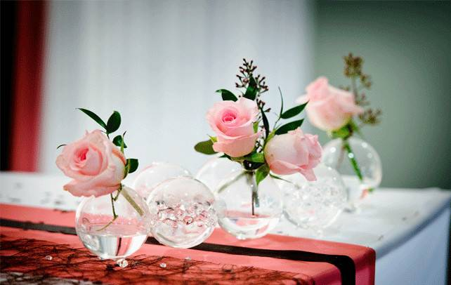 Buffet Table Decorations
