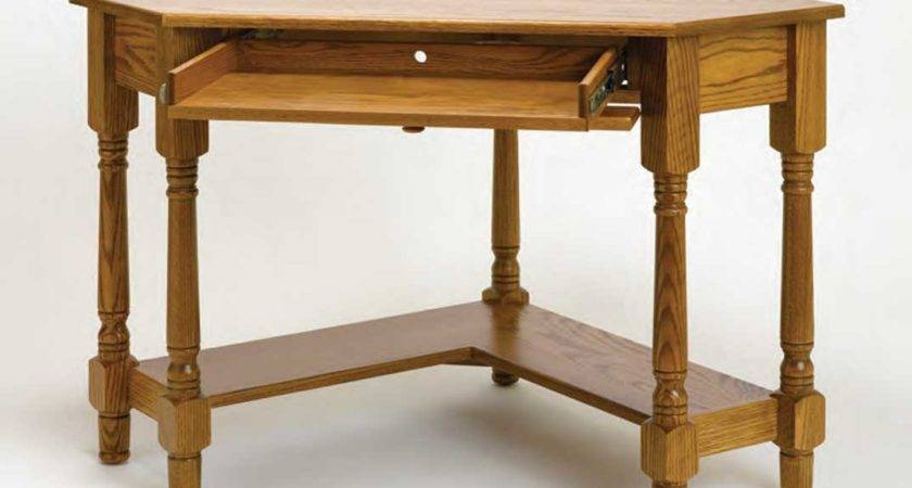 Build Simple Wood Desk Quick Woodworking Projects