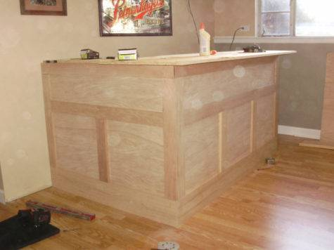Build Your Own Home Bar Milligan Gander Hill Farm