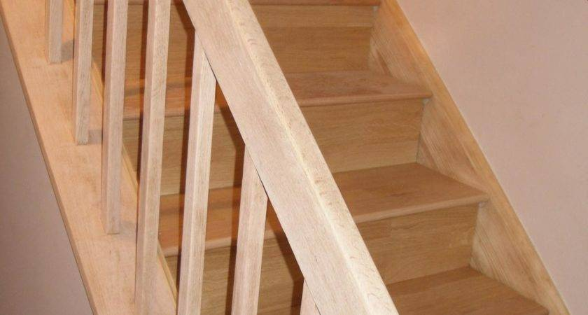 Building Wood Stair Railing Loccie Better Homes Gardens