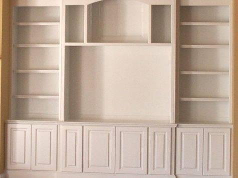 Built Bookshelf Design Plans Woodworktips